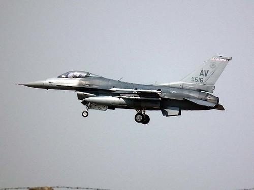 88-0516 AV F-16CG Lakenheath. 27-7-18