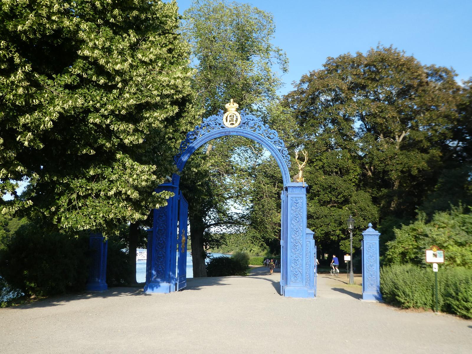 Djurgården Park, Stockholm