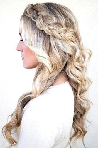Adorable Dutch Braid Hairstyles To Amaze Your Friends! 5