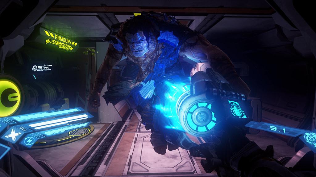 The Persistence para PS VR