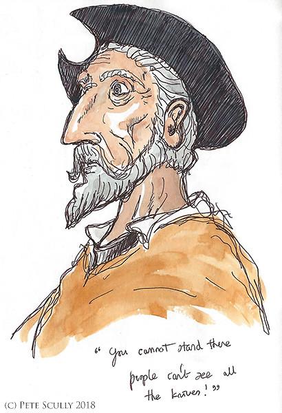 Toledo Don Quixote