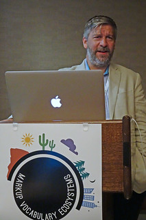 Todd Carpenter at Markup Vocabulary Ecosystems
