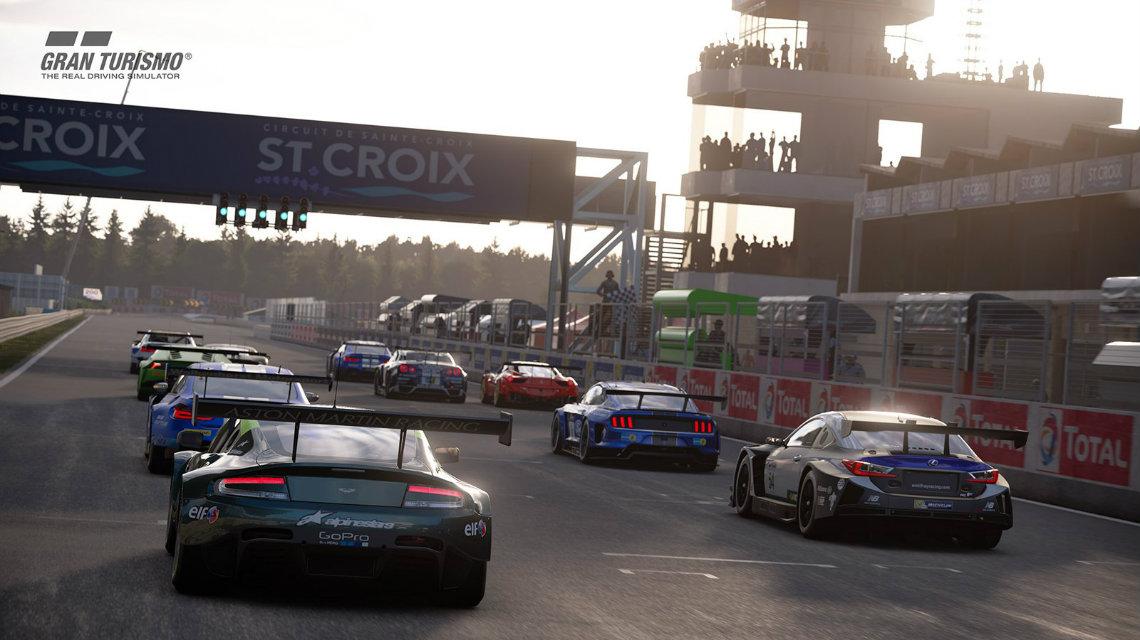 Gran Turismo Sport 1.23 yaması yayınlandı