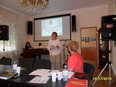 Межгосударственный семинар «Массовая работа как эффективная форма привлечения к чтению населения»