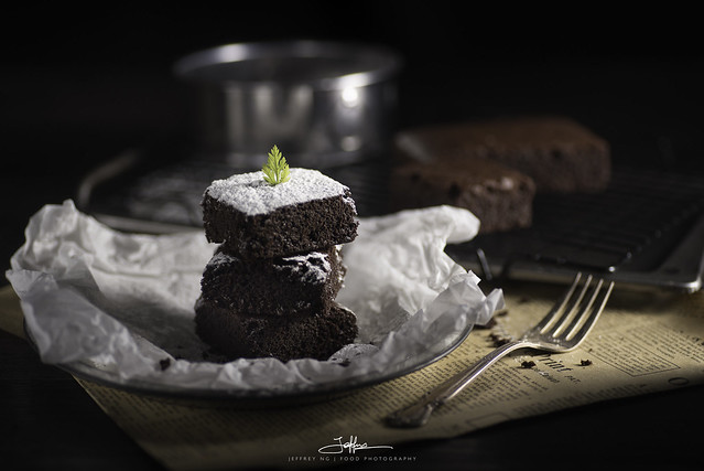Brownies, Nikon D750, Tamron SP AF 90mm f/2.8 [Di] Macro 1:1 (172E/272E)