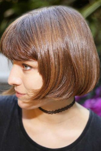 Best Short Bob Hairstyles 2019 Get That Sexy-short haircut trends to try now 13