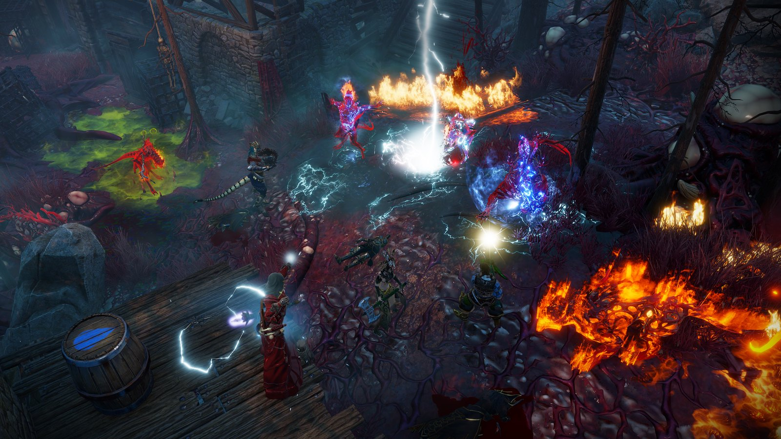 Pre Order Critically Acclaimed Rpg Divinity Original Sin 2 On Ps4