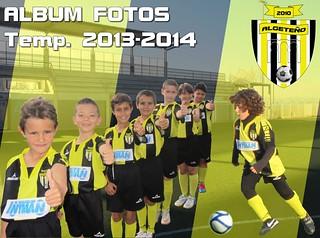 C.D. ALGETEÑO - Temporada 2013-2014