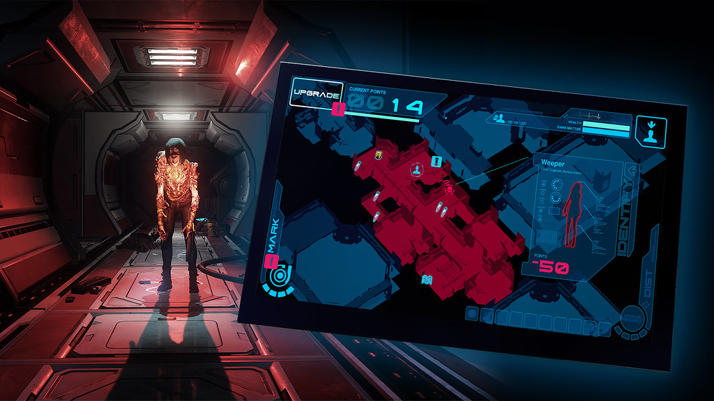 The Persistence for PS VR