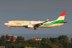P4-SOM Somon Air Boeing 737-93YER