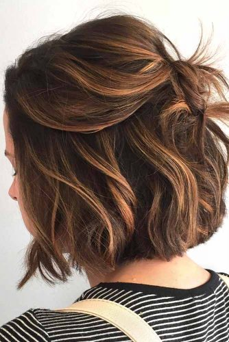 60+Pretty Ladies Short Haircuts -They Have Dreamt Of This Hairstyles 26