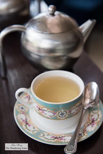 Ontario Ice Wine tea