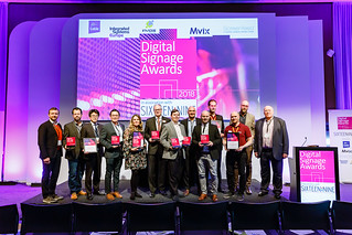 Digital Signage Awards 2018