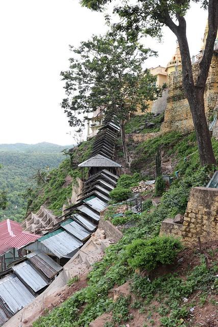 Monte Popa Myanmar