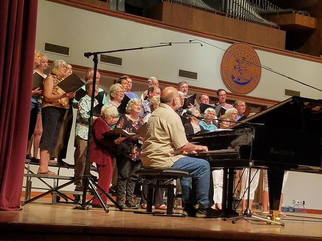 YM choir