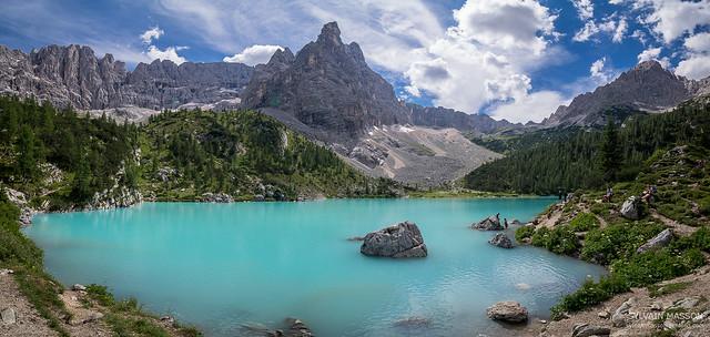 Lago di Sorapis, RICOH PENTAX K-3, smc PENTAX-DA 12-24mm F4 ED AL [IF]