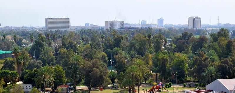 Baghdad Green Zone