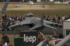 VA1B-27 - E16 SP-04 - Spanish Navy Armada - McDonnell Douglas EAV-8B Matador II+ - Farnborough 2018 180721 - Steven Gray - IMG_0473