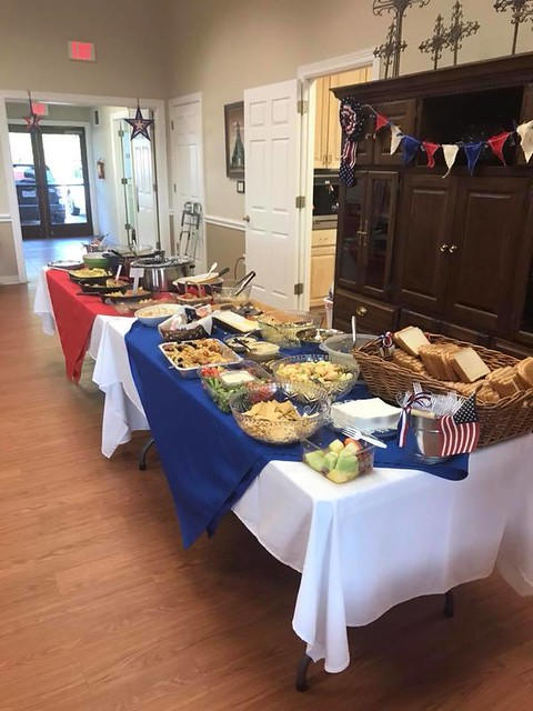 July 4, 2018 Party