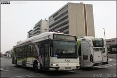 Irisbus Agora S GNV - Transdev Valence / Citéa n°121