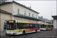 Renault Agora Line - Vienne Mobilités (RATP Dev) / L'va (Lignes de Vienne Agglomération) n°63 - Photo of Saint-Sorlin-de-Vienne