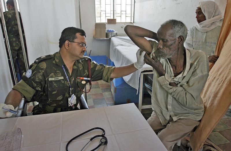 UNMEE, Ethiopia-Eritrea (2000-08)