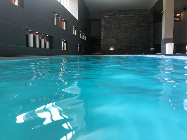 Piscine - Spa @ Hotel Heliopic