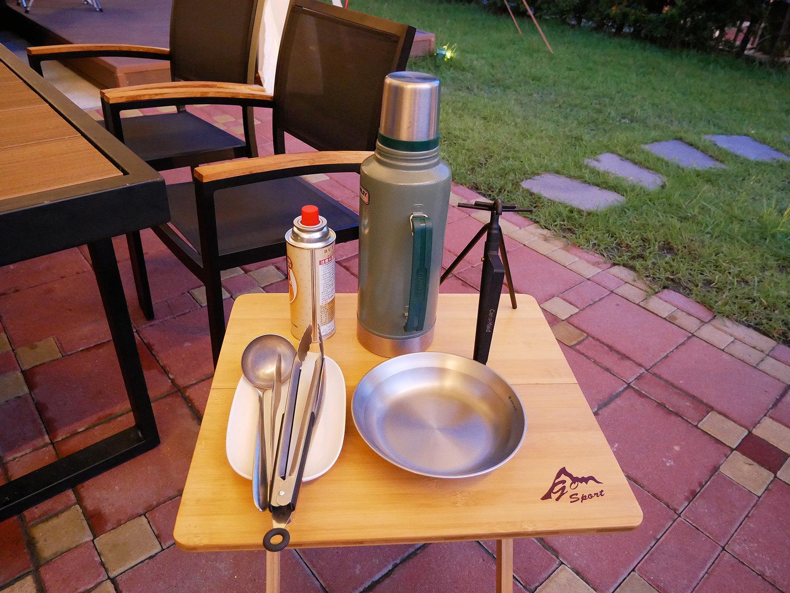 礁溪老爺酒店 露營車 晚餐