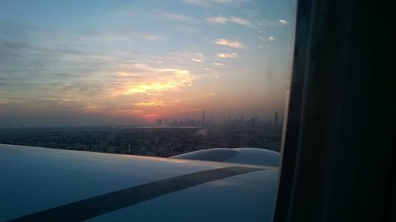 Khalifa Tower view