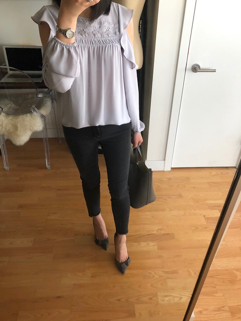 b2ddeffde Recent Outfits, Fitting Room Reviews + Designer Dupe Reviews - what ...