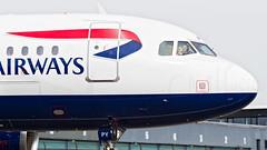 G-EUPY | British Airways | EHAM