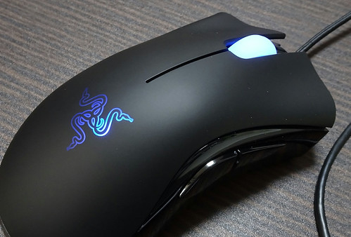 左手用マウスRazer DeathAdder 3500 Left