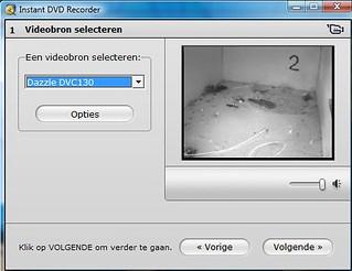 Instant DVD Recorder screenshot