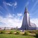 7. Catedral de Reykiavik en un día soleado