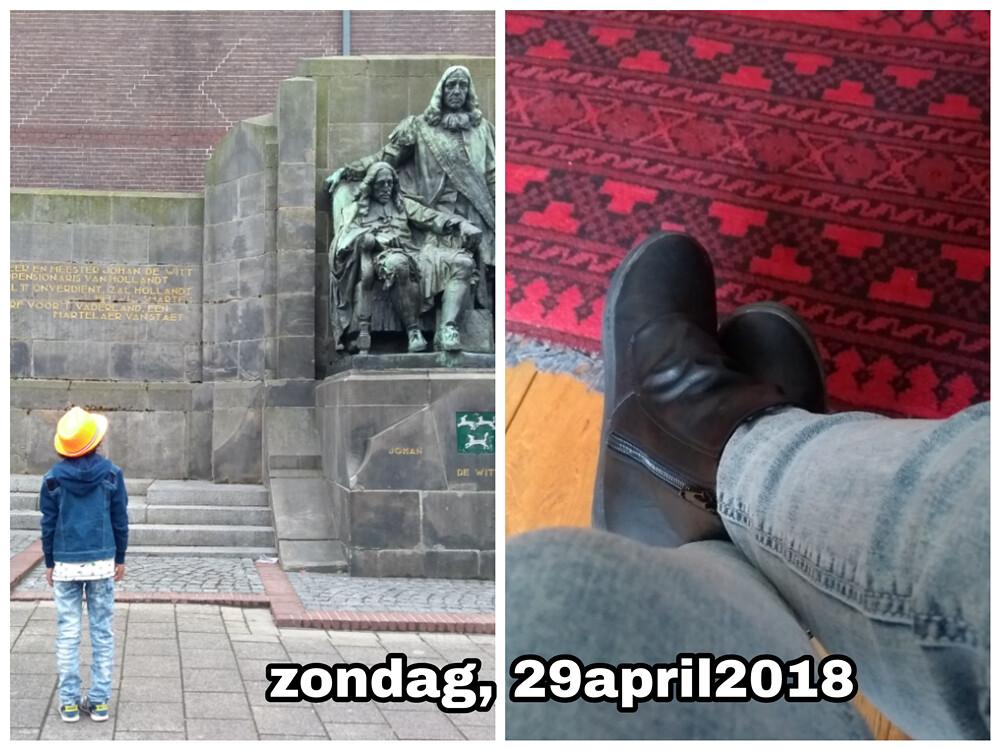 29 april 2018 Snapshot