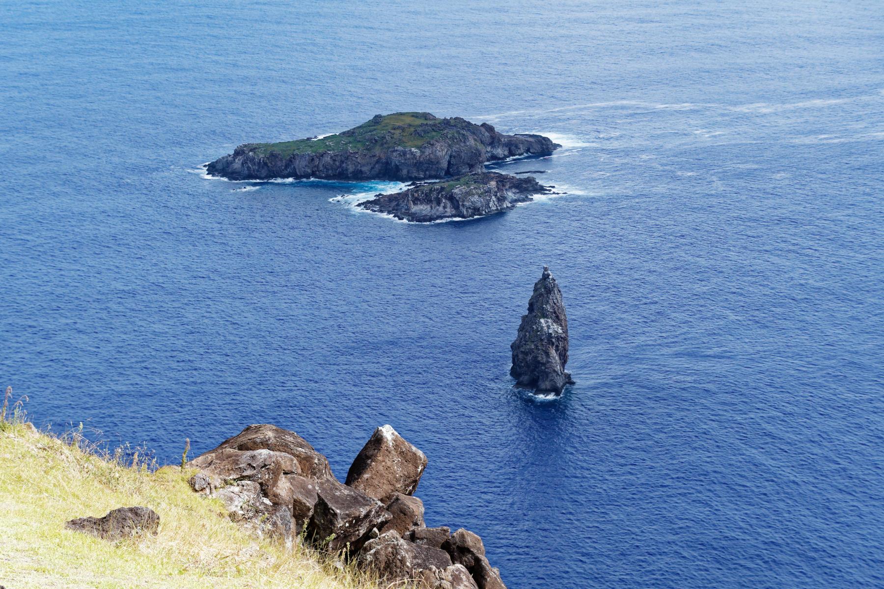 The Birdman islets