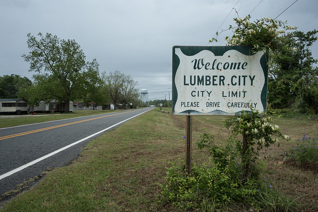 Welcome to Lumber City