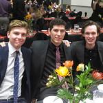 Alex Cassels, Cole Hanson, Keel Haldane (Mar 29, 2018)