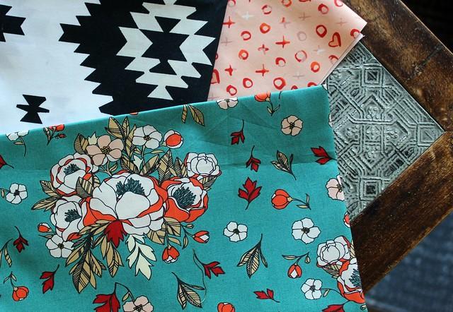 Week 7 Fabrics