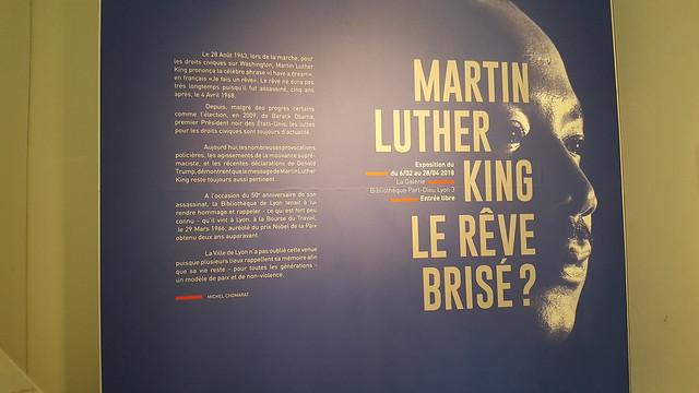 Martin Luther King Sergisi