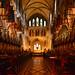 13. Coro de la iglesia de San Patricio en Dublín