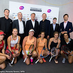 Angelique Kerber, Kristina Mladenovic, CoCo Vandeweghe, Julia Goerges, Laura Siegemund & Caroline Garcia