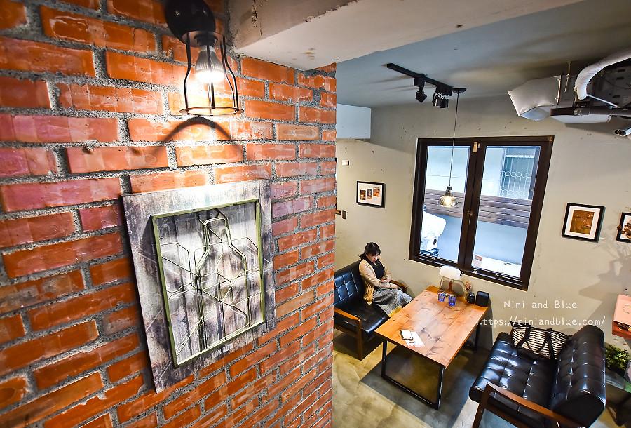 好堅果咖啡 菜單 台中早午餐 精誠商圈05