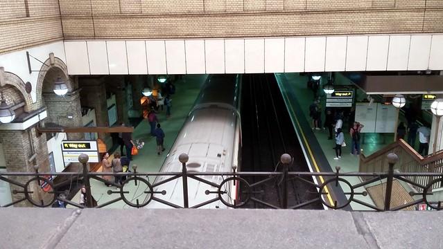 Glouchester Road Station