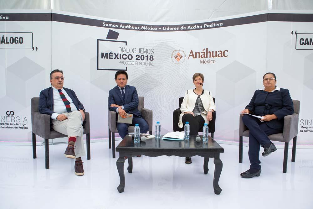 Dialoguemos México / Dirección de Comunicación Institucional Campus Sur