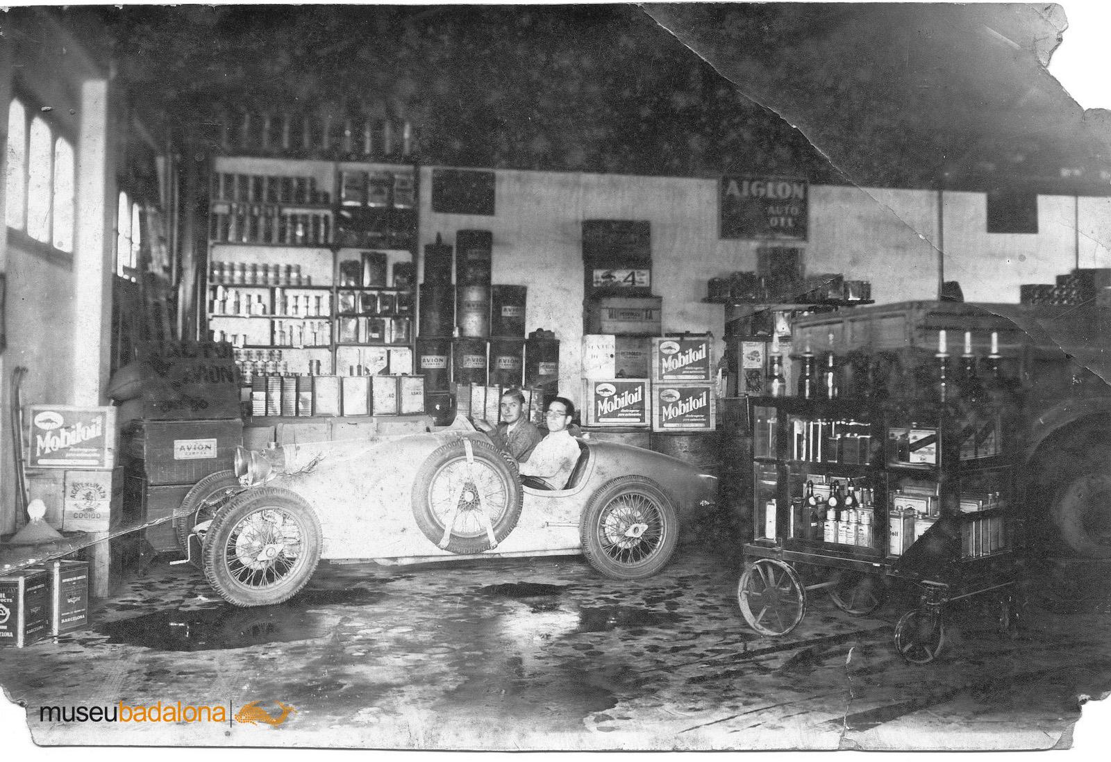Botigues d'abans
