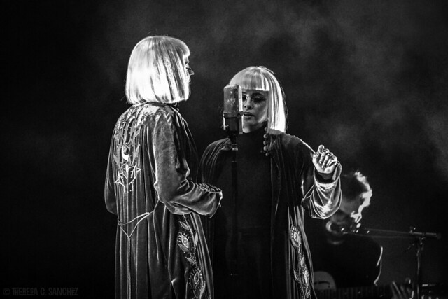 Lucius at The Lincoln Theatre, Washington, D.C., 3/23/18