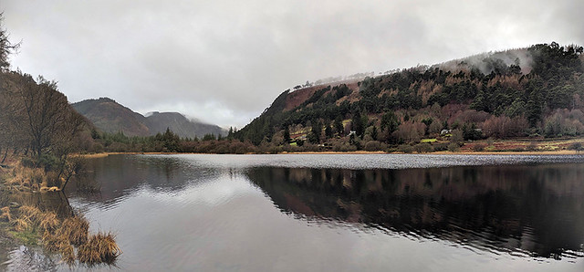 Lower Lake @ Glendalough Monastic Site