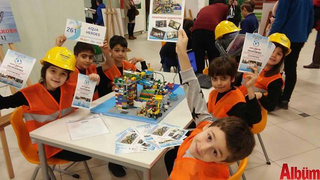 Bahçeşehir Koleji Bilim Kahramanları -3