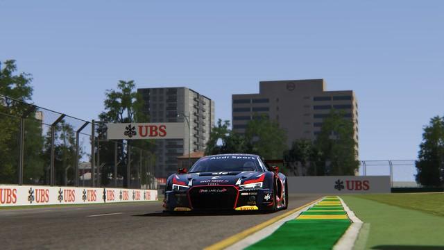 Audi R8 LMS Cup 2018 #24 Tony Bates (2)